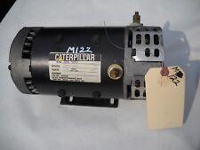 M122 CATERPILLAR  108-7000   ELECTRIC MOTOR  140-01-4002A  NOR30  NOR30P