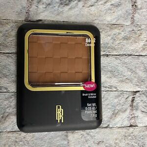 Black Radiance Chocolate 8612 Pressed Powder Makeup