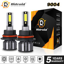 For Dodge RAM 1500 2500 3500 1994-2001 9004 LED Headlight High Low Beam