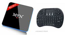 M9X Tv Box + Keyboard S912 3G/32G 64 bit Android 6.0 BT4.0 Dual Wifi Marshmallow