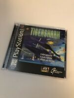 Tigershark (Sony PlayStation 1, PS1) *COMPLETE