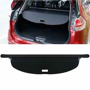 Retractable Rear Trunk Cargo Security Shade Cover For Nissan X-Trail 2014-2020