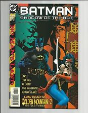 BATMAN SHADOW OF THE BAT #90 NM-  OUTSTANDING WHITE PAGES MODERN AGE DC COM 1999