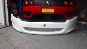 Aston Martin Rapide OEM Genuine Front Bumper Panel White