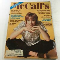 VTG McCall's Magazine: August 1976 - Erma Bombeck Cover Feat. Shirley MacLaine