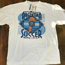 World Cup USA 1994 Official shirt Argentina soccer. Competitor