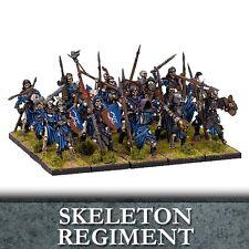 Mantic BNIB - Undead Skeleton Regiment (20)