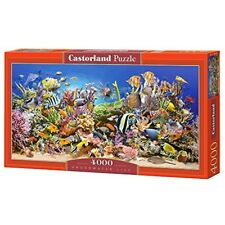 4000pc Underwater Life Jigsaw Puzzle