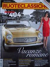 Ruoteclassiche 273 2011 Alfa Romeo 33 secondo Pininfarina Bertone Giugiaro [P51]