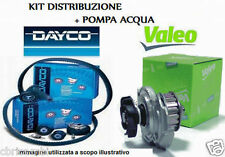 kit distribuzione +Pompa Acqua +Cinghia Serv.AUDI A4 2.0 Tdi Motore BLB dal 2004