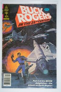 Buck Rogers #4 (1979 Gold Key Comics) VG - Will Combine Shipping