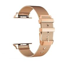 For Apple Watch Series 1/2/3/4 38/40/42/44mm Stainless Steel Strap Band iWatch