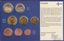 Finland Article: Kursmünzensatz mixed Vintages brillant uncirculated (BU) ab 199