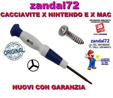CACCIAVITE PER VITI Y MAC NINTENDO Wii DS DS Lite GBA SP NDSL DSL SCREW TRIGRAM.