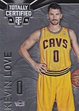 Kevin Love 2014-15 Totally Certified baloncesto Walker, #104