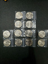 Expanded Westward Journey Nickel Set: Complete 2003-2006; 12 Uncirculated Coins