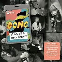 Gong - Access All Areas [New CD] Bonus DVD, PAL Region 2, UK - Import