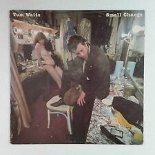 TOM WAITS Small Change 7E1078 LP Vinyl VG+ near ++ Cover VG+