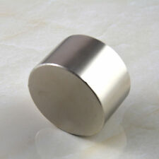 350 Lbs N52 Round D50 x 30 mm Neodymium Permanent Diameter Magnets 50mm x 30mm