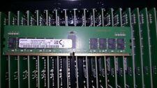16GB Samsung DDR4 PC4-21300 2666MHz CL19 1.2V ECC RDIMM Server Memory Gen 10