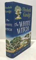 The White Witch by Elizabeth Goudge 1958 Historical Novel Hardcover w/ DJ Book
