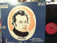 KURT WOSS schubert symphony no 9 Remington RLP 199 48