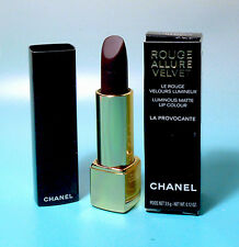 Chanel Allure Velvet La Provocante Matte Lip Color Lipstick LE
