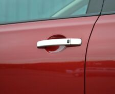 Chrome Door Handle Trim Covers W/ Keyless Entry To Fit Nissan Qashqai 06-14