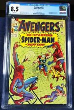 Avengers #11, cgc 8.5, 1964 silver age, white pages, new slab