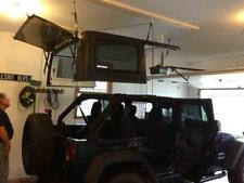 1976-2019 Jeep Wrangler CJ7 YJ TJ JK JL Hard Top Hoist GARAGE HARDTOP HOLDER