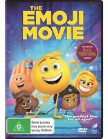 The Emoji Movie DVD Region 4 NEW