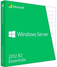 Windows Server 2012 R2 Essentials w/ 25 CALs DOWNLOAD GENUINE LICENSE KEY