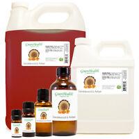 Sandalwood & Amber Fragrance Oil  - Choose Size - Free Shipping