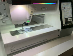 Janome MC15000 Sewing & Embroidery Machine