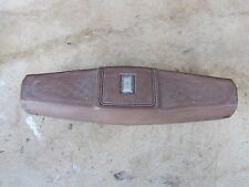 VINTAGE OLDSMOBILE STEERING WHEEL HORN CAP PAD ORIGINAL 1970's