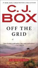 A Joe Pickett Novel Ser.: Off the Grid by C. J. Box (2017, US-Tall Rack Paperback)
