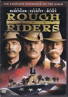 Rough Riders (DVD, 2006, 2-Disc Set) Tom Berenger