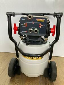 Tolsons PROJET30T - With Wheels Central Heating Power Flush Machine Brand New
