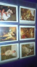 F/SET  WILLS  british school of painting