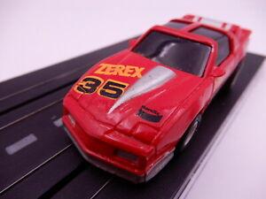 Vintage, Aurora, Tyco, etc...  Zerex #35 Firebird   (Item #3712)