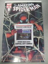 Amazing Spider Man 666 Spider Island Nice Daily Bugle Cover Capital City Comics
