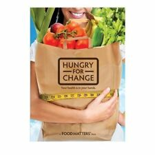New Hungry for Change Health Documentary DVD