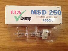 MSD 250 lamp Martin scan YSD 250 msd250 dj NSK NSD HSD 250w/60 BA250SE/