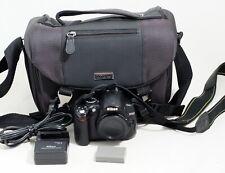 Nikon D5000 12.3MP Digital SLR Camera Body Only LOW SHUTTER COUNT