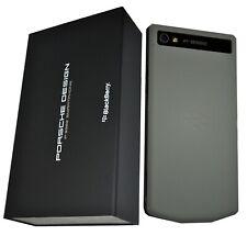 BNIB Blackberry Porsche Design P'9982 RGE111LW 64GB Aqua Green Factory Unlocked