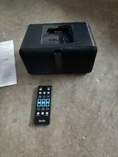 Ipod Iphone Docking Station With Box & Remote ( No Power Cord)