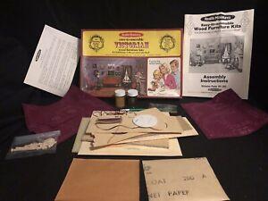 Realife Miniatures Victorian Parlor Kit #202