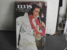 Vintage ELVIS Presley 200 Piece Jigsaw Puzzle Casse-tete Tête 1978 Portrait NEW