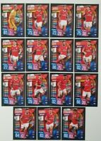 2019/20 Match Attax UEFA Soccer Cards - Benfica Team Set