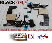 iphone 5 headphone Audio Jack dock connector charger flex cable charging power .